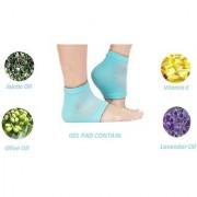 Heel Pain Relief Silicon Gel Heel Socks