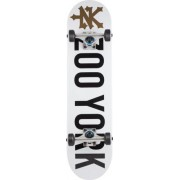 Zoo York Komplett Skateboard Zoo York Logo (White)