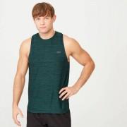 Myprotein Camiseta de Tirantes Infinity Dry-Tech - XXL - Dark Green Marl