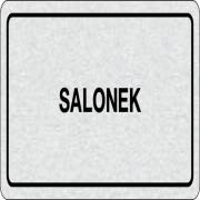 B2B Partner Cedulka na dveře - salonek