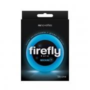 Firefly - CockRing in Puro Silicone - Diametro 5,5 cm