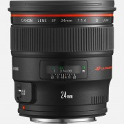 Canon Objectif Canon EF 24mm f/1.4L II USM