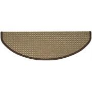 Covor Decorino, polipropilena, C271-290120, 24x65 cm, Maro