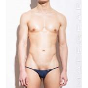 Mategear Nam Woo Air Nylon Signature Series Extremely Sexy Mini Bikini Underwear Navy 680103