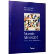 Manual educatie tehnologica clasa 8 - Brandusa Bogdan Maria Marinescu