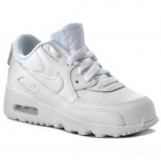 Pantofi NIKE - Air Max 90 Mesh (PS) 833420 100 White/White