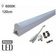 INOXX 120T5K6000 MI FS Świetlówka zintegrowana LED zimna 1200mm o mocy 16W 1700 lumenów 6000K