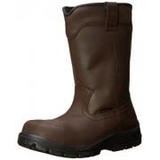 Avenger Safety Footwear Men's 7846 Composite Toe Work Boot,Brown,9 M US