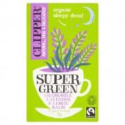 Clipper - Bio Zöld tea kamillával, levendulával és citromfűvel 35 g