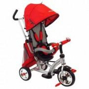 Tricicleta cu scaun reversibil Sunrise Turbo Trike Red