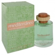 Mediterraneo For Men By Antonio Banderas Eau De Toilette Spray 3.4 Oz
