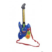 Olly Polly Kids high quality Electronic Musical guitar Toys Childs Learning Guitar Fun Sounds Infrared Play Kids Beginner Guitar Lights and Sounds Learn''n''Play with sensor-Gift Toy