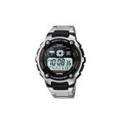 Relógio Masculino Digital Casio AE-2000WD-1AVDF - Prata