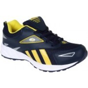 AMG Aero Performance Shoes Casuals For Men(Blue, Yellow)