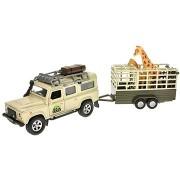 Land Rover Defender Safari Játékautó