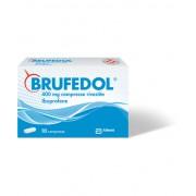 Bgp Products Srl(Gruppo Mylan) Brufedol 400mg Integratore Alimentare 10 Compresse Rivestite