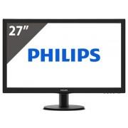 """Outlet: Philips V-line 273V5LHAB - 27"""""""