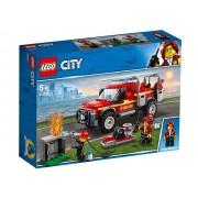 60231 Camionul de interventie al pompierilor
