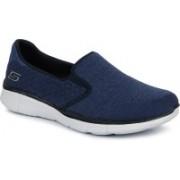 Skechers Sneakers For Women(Blue)