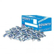 Bounty - mini's - 150 stuks