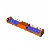 Sterilizator GERMICID ptr dezinfectarea suprafetelor din incaperi, lift-uri, autoturisme, etc (minisurfaceUVcleaner01 (EAN:0748367933929)) – model 5662