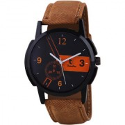 Timebre Men Ebony Dust Casual Analog Watch -422