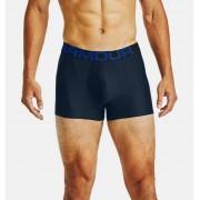 Under Armour Herenboxer UA Tech™ 8 cm Boxerjock® – 2 stuks - Mens - Navy - Grootte: Large
