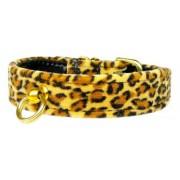 Mirage Pet Products Collar para Mascotas con Estampado de Leopardo n. 70, Talla 20