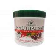 Herbamedicus balsam cu extract de frunze roșii de viță de vie și castane sălbatice pentru răcorire - 250 ml