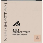 Manhattan Make-up Face Perfect Teint Powder & Make-Up No. 21 1 Stk.