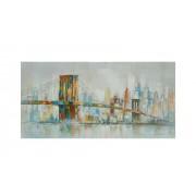 Slika Bridge Town 140x70cm