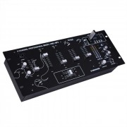Ibiza DJM90USB-BT 5-канален смесител USB SD BLUETOOTH RACK (DJM90USB-BT)