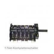 Schakelaar kookplaat B&S 4073/1 fornuis 10007354