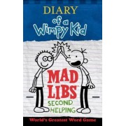 Diary of a Wimpy Kid Mad Libs: Second Helping, Paperback
