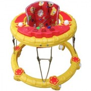 Oh Baby Baby Yellow Color Walker With Musical Light For Your Kids SE-W-59
