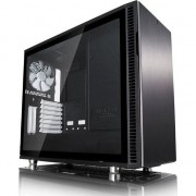 Carcasa Fractal Design Define R6 USB-C Blackout, ATX Mid Tower, fara sursa, Negru