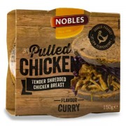 Nobles Pulled Chicken Curry 150 g