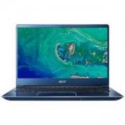 Лаптоп, Acer Swift 3, SF314-56G, Intel Core i5-8265U (up to 3.90GHz, 6MB), 14 инча FHD IPS (1920x1080) AG, HD Cam, 8GB DDR4, NX.HBBEX.001