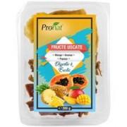 Mix de Fructe Uscate Digestiv si Exotic 200gr Pronat