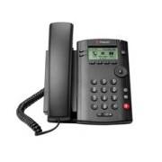TELEFONO IP POLYCOM VVX 101, 1 LINEA