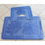 Kék árnyalatok 2-részes fürdőszoba szett/Cikksz:0610011