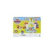 Kit Massinha Play Doh Sorveteria Divertida Hasbro