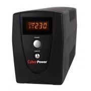UPS CyberPower Value 600EILCD, 600VA/360W, Line interactive AVR
