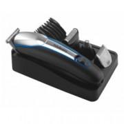 Mашинка за подстригване Hair Majesty HM-1021, 5 степени на гребена за подстригване, 4 степени на гребена за брада, работа на батерия и ток. до 45 мин. подстригване с едно зареждане