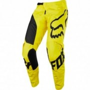 FOX Pantalon Fox 180 2018 Mastar Yellow