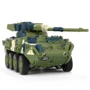 RC Toy,RC Cars Tank - Remote Control Car Off-Road Radio Controlled Electric Vehicle Artillery, Birthday Gift For Friends,Kids Boys,Sons,Adults (green)