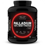 Sinew Nutrition Palladium 100 Whey Protein Concentrate Powder 2 Kg / 4.4 Lbs (66 Servings) Vanilla