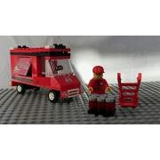 Lego City Vehicle COCA COLA Set. / Truck case Minifigure Hand Truck