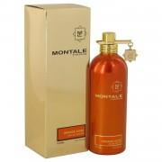Montale Orange Aoud by Montale Eau De Parfum Spray (Unisex) 3.4 oz