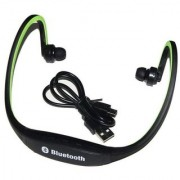 Samsung Z4 COMPATIBLE Bluetooth On-ear Sports Headset Headphone (with Micro Sd Card Slot and FM Radio)By GO SHOPS